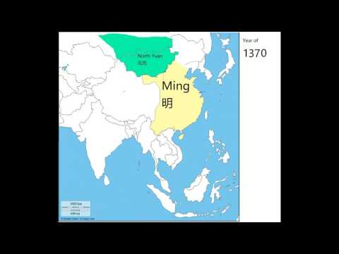History of China (Names also in Chinese characters!)
