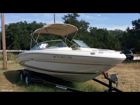 [UNAVAILABLE] Used 2000 Sea Ray 210 Signature Bowrider in Georgetown, Texas