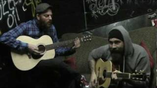 Four Year Strong - Abandon Ship or Abandon All Hope [AbsolutePunk Backstage Sessions]