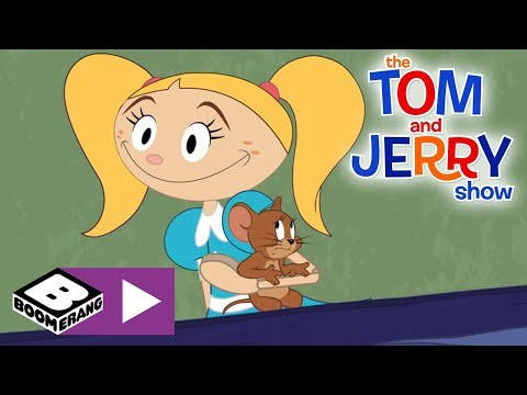 The Tom And Jerry Show | A Creepy Living Doll | Boomerang UK