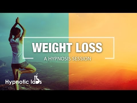 Guided Meditation for weight loss, healthy diet and exercise motivation