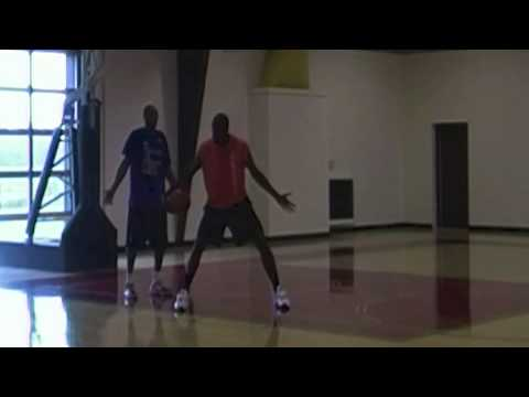 Vintage Hakeem Olajuwon & Kobe Bryant Footage - The Classic Dream Shake Move