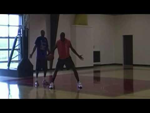 Vintage Hakeem Olajuwon & Kobe Bryant Footage - The Classic Dream Shake Move