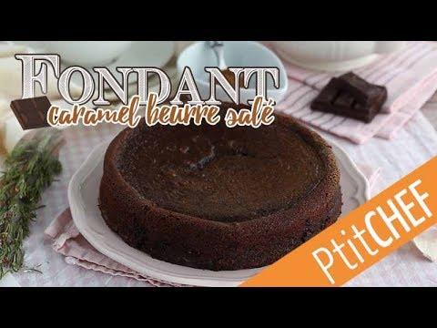 recette-de-fondant-au-chocolat-et-caramel-beurre-salé---ptitchef.com