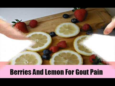 Top 10 Home Remedies For Gout Pain