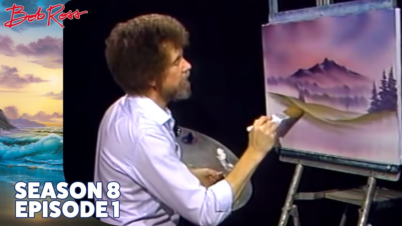 Watch Every Episode of Bob Ross' The Joy Of Painting Free