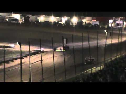 Spoon River Speedway Summer Nationals Modified Semi Feature 06-19-12