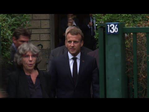 Macron admits France enabled torture in Algerian war