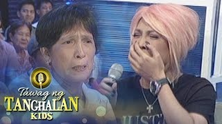 Tawag ng Tanghalan Kids: Vice mimics the reaction of Sidro's grandmother