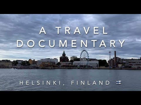 Helsinki - Finland 🇫🇮 (A Travel Documentary by Ritueli Daeli) - July 2019