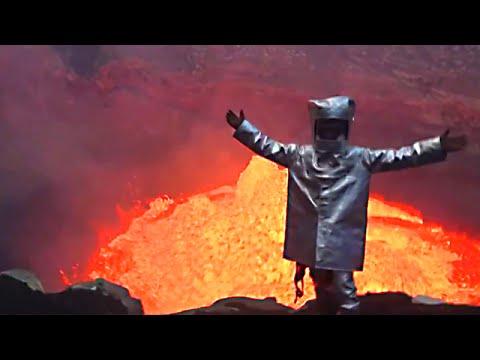 Volcano Selfies! | TakePart Live