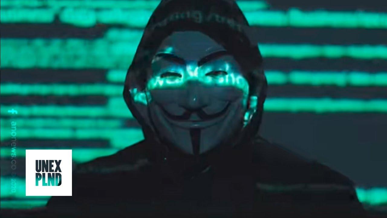 Anonymous Bongkar Semua Rahasia Pemerintah AS?