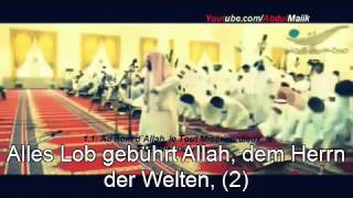 Sheikh Nabil al Awadi - Sure Ibrahim( Deutscher Untertitel)