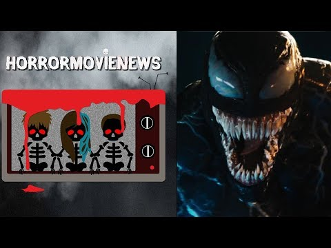 Annabelle 3 Announced, Glass & New Venom Trailer and Much More! | Horror Movie News Ep 37
