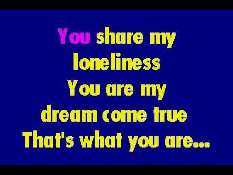Paul Anka - You Are My Destiny karaoke