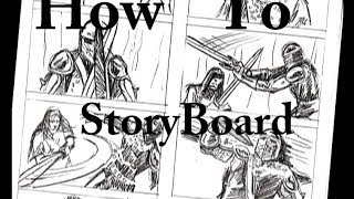How To Story Board!