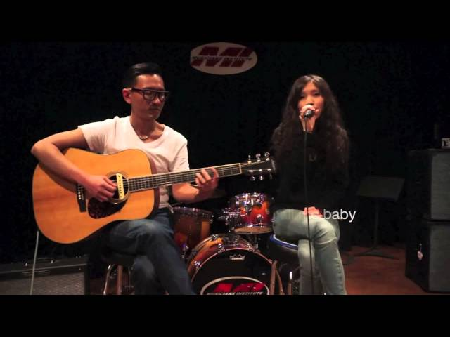 "Live Acoustic session- ""The Way I am"" Cover"