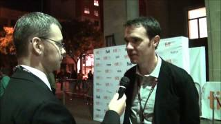 Clancy Brown & J.T. Pety Talk HELLBENDERS at World Premiere Midnight Madness Toronto