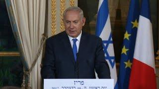 Netanyahu accuses Erdogan of killing innocent people
