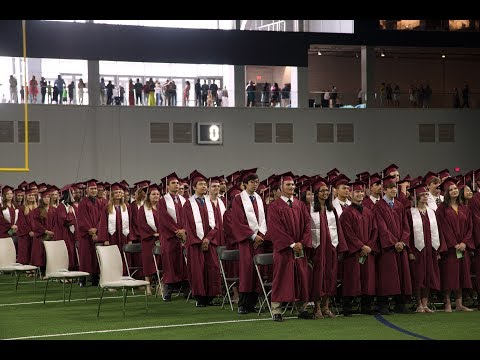 Plano Senior High School Graduation Ceremony 2017