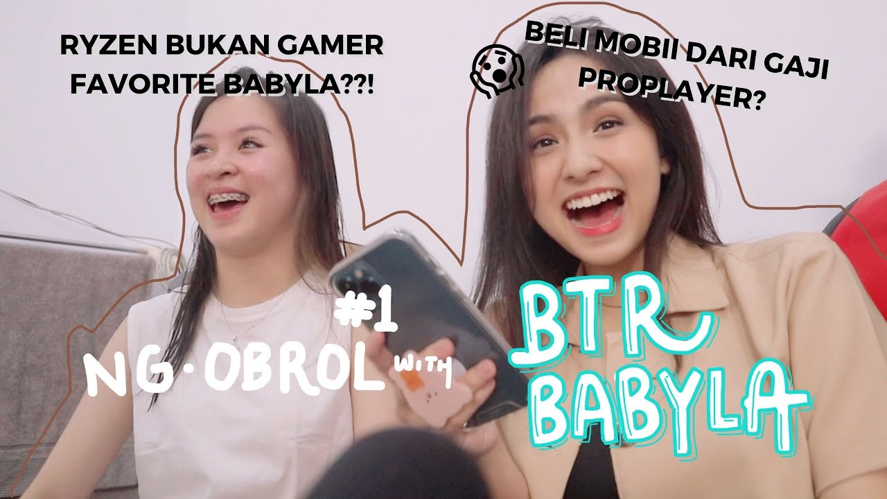 Download NG-OBROL #1 - get to know BTR Babyla