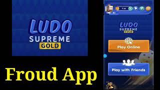 Ludo supreme gold, fake ya real