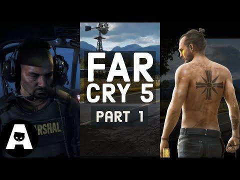 LIRIK | Far Cry 5 CO-OP Playthrough - Part 1