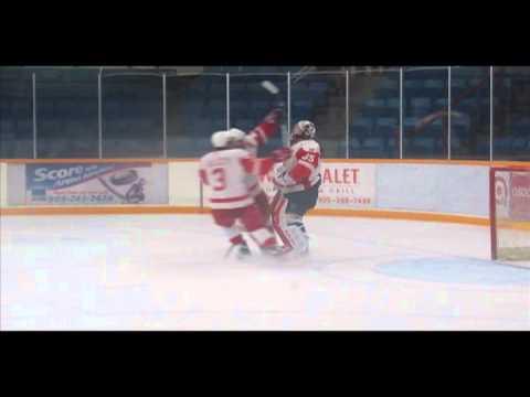 Shootout Save by Hamilton Red Wings Dalton McGrath