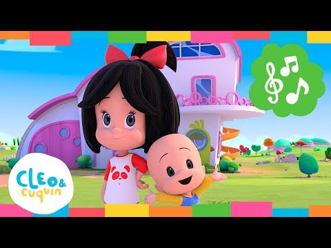 LAUGH AND PLAY   Cleo & Cuquin by Familia Telerin. Nursery Rhymes I  For Children