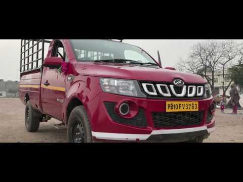 Mahindra Imperio Single Cabin - Customer review (Punjabi)