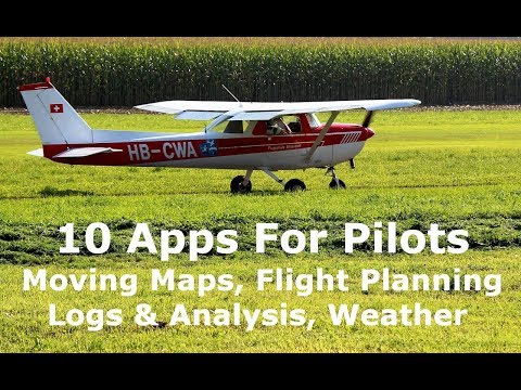 Apps For Pilots IPad Apps For Student Pilots To Professional Aviators
