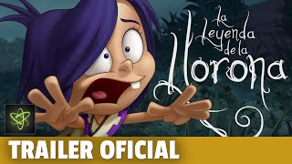 La Leyenda de La Llorona - Trailer Oficial (2011)