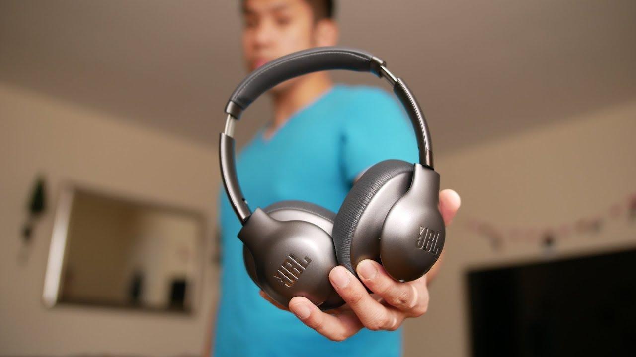 c4985bb6999 JBL Everest Elite 750NC Headphones Review - YouTube