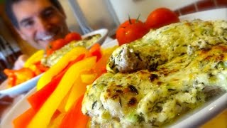 Greek Chicken: A delicious & quick clean-food dish