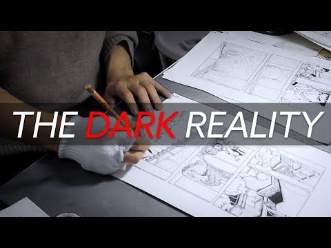 The Sad Truth of Being A Manga Artist