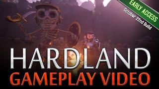 HARDLAND Early Access Gameplay Trailer HD 1080p