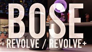 BOSE con sonido 360: Review de los nuevos Soundlink Revolve y Revolve Plus en español!