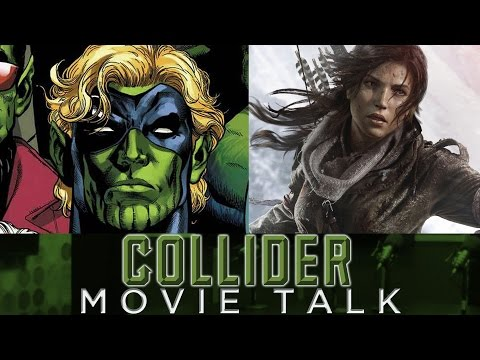 Collider Movie Talk - The Skrulls Could Appear In MCU, Tomb Raider Reboot Sets Release Date