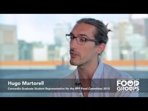 Hugo Martorell on on what was taken into consideration in the 2015 RFP
