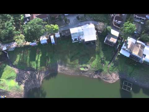 Telaga Ngebel Aerial Video