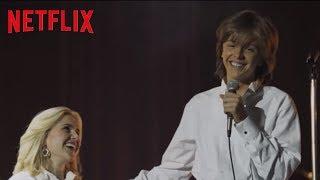 Marcela | Luis Miguel la serie | Netflix