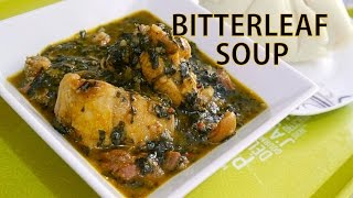 Oyinbo Cooking: BITTERLEAF SOUP