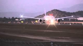 LAN Airlines Boeing 787-8 Dreamliner  CC-BBB LAN704 To LEMD