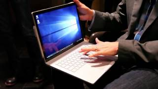 Hands-on with the Microsoft Surface Book