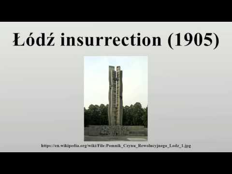 Łódź insurrection (1905)