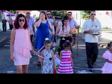 Festa de Santa Isabel,  Bairro das Angústias, Horta, Faial (15-07-2018)