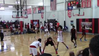 Chino Valley Shockwaves vs Whittier Runnin Rebels