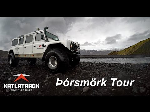 Katlatrack Adventure Tours - Þórsmörk Tour, Iceland