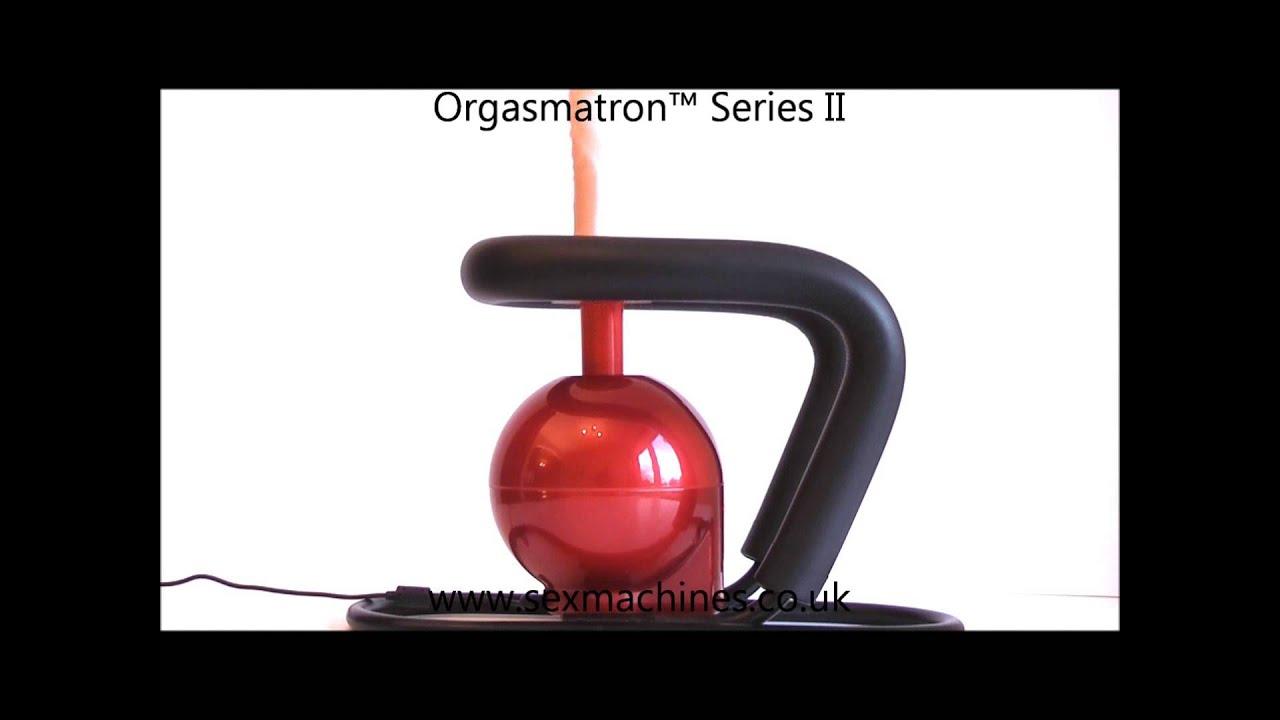 Оргазмбол машина
