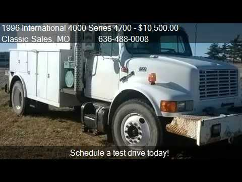 1996 International 4000 Series 4700 For Sale In